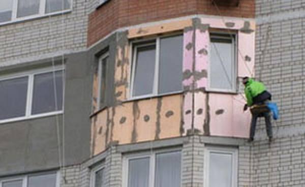 Как правильно утеплить балкон своими руками, как выполняется.