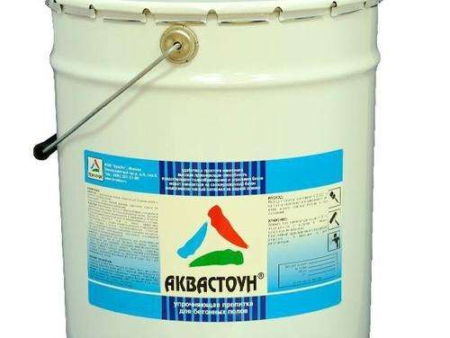 Обеспыливание бетона: применение топпинга, пропиток