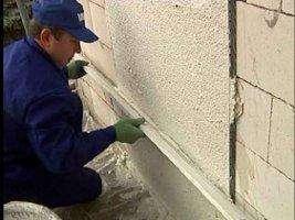 Шпаклевка стен из газобетона: все особенности и нюансы работы